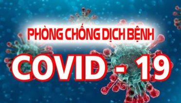 Chống dịch COVID-19: Những việc cần làm ngay