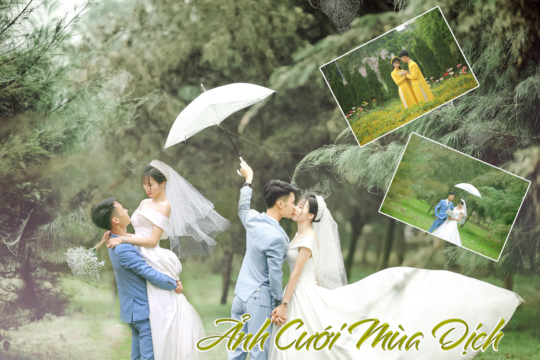 Chúng mình đã chụp ảnh cưới mùa dịch Covid-19 như thế nào?