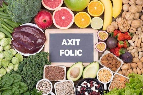 Trước khi mang thai: Cần bổ sung Axit folic (Vitamin B9)