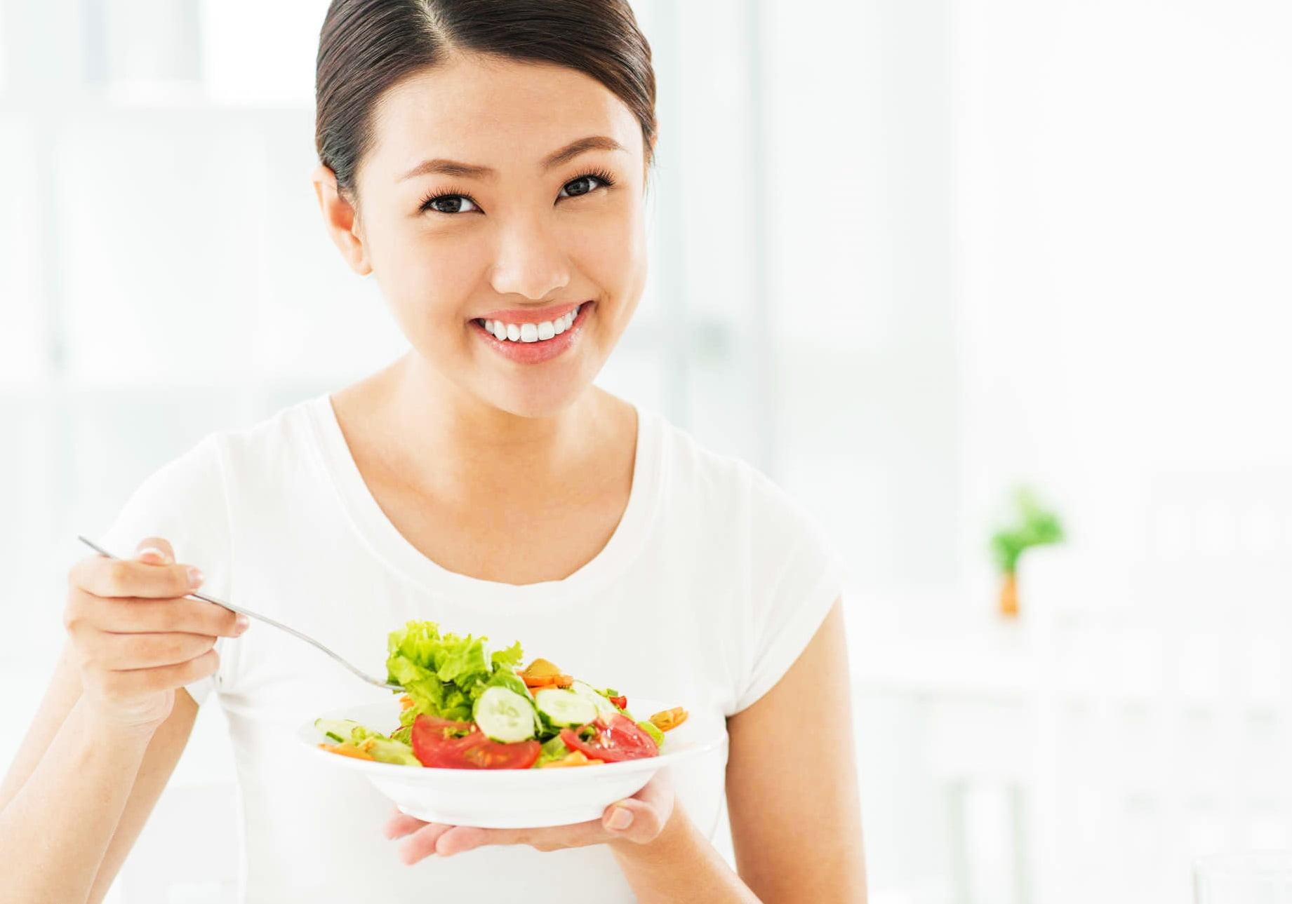 Phụ nữ ăn gì để dễ thụ thai?