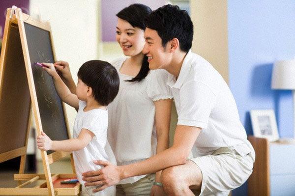 9 cách để nuôi dạy những đứa trẻ hạnh phúc